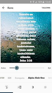 Raamattu – pikkukuva kuvakaappauksesta