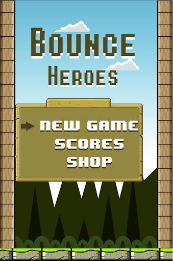 Bounce Heroes