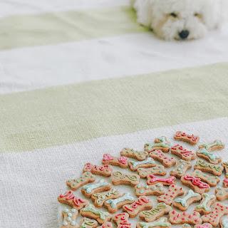 Homemade Dog Treat Recipe