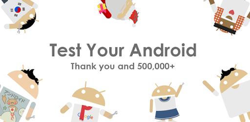 Test dello smartphone