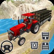 Dorf Landwirtschaft Traktor Simulation