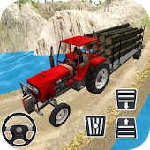 Rural Farm Tractor 3d Simulator - Tractor Games Android APK Download Free By AbsoMech