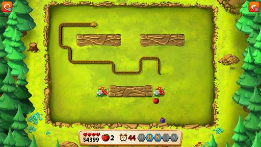 Classic Snake Adventures screenshot 1