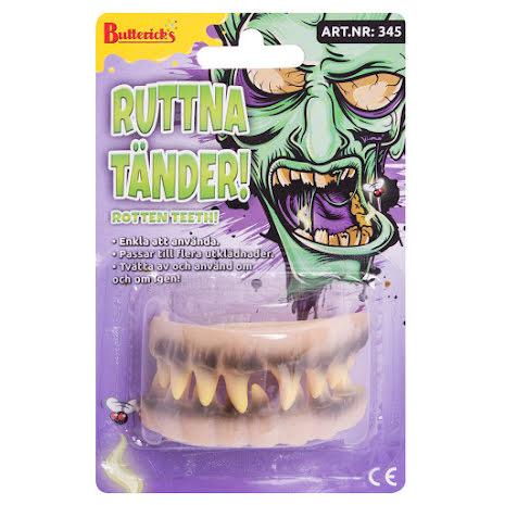 Ruttna tänder