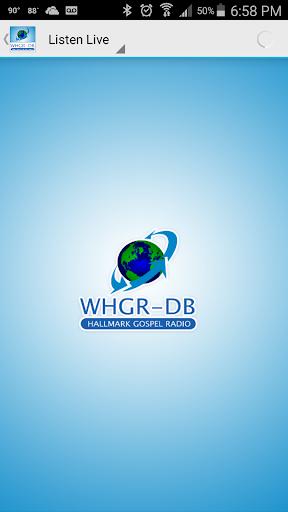 WHGR-DB Hallmark Gospel Radio|玩音樂App免費|玩APPs