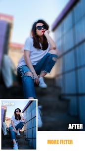 Auto blur background – blur image like DSLR 2