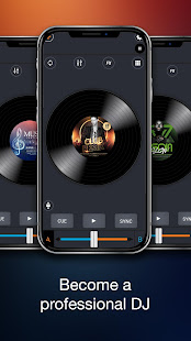 Dj Mixer Player With Your Own Music And Mix Music for PC-Windows 7,8,10 and Mac apk screenshot 1