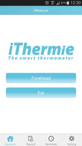 iThermie 智能體溫計