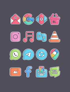Olympia Sticker – Icon Pack (MOD, Paid) v1.2 1