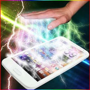 Electric Screen Prank for PC and MAC