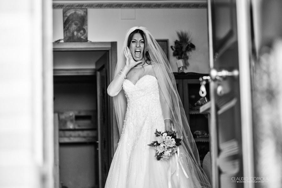 Fotografo di matrimoni Claudio Coppola (coppola). Foto del 20.09.2017