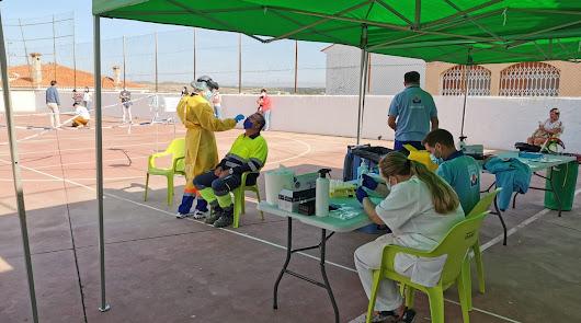 Salud comienza el lunes nuevos cribados en La Mojonera, Níjar y Vera