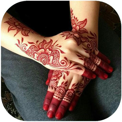 Hand and Finger Mehndi Designs