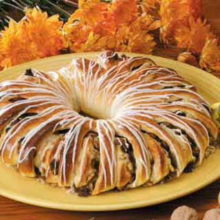 Ginger-Pear Coffee Cake.