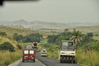 Photo: Bas-Congo - Switzerland of the DRC: new road to Kinshasa