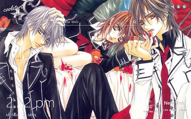 Vampire Knight HD Wallpapers VPK Anime Theme