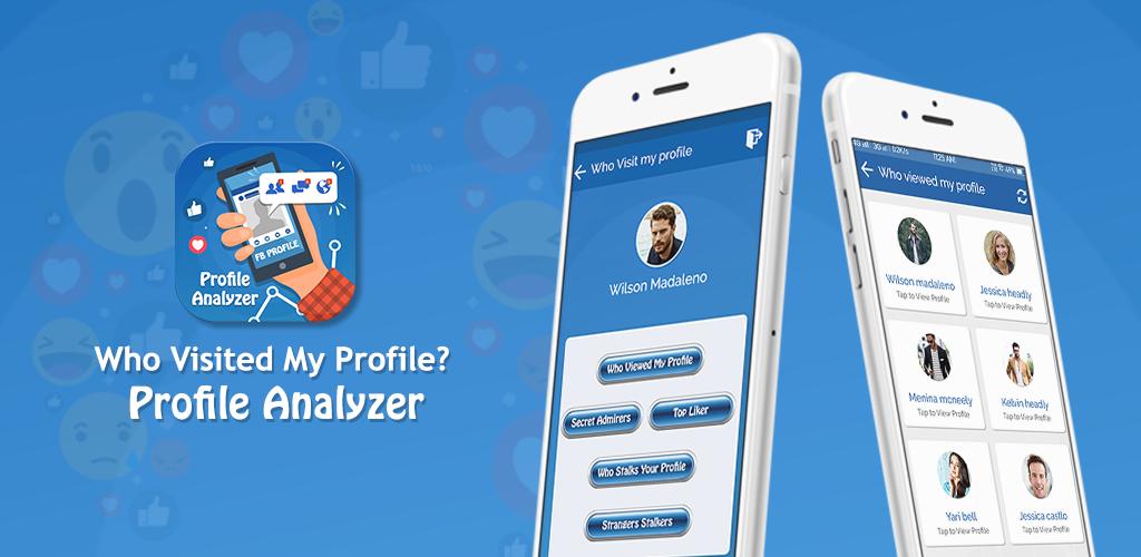 Who Viewed My Fb Profile Profile Analyzer 1 0 Apk Download Social Analysis Apk Free