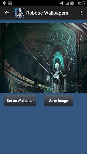 Robotic Wallpapers