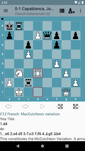 Chess PGN Master 2.7.0 screenshots 8