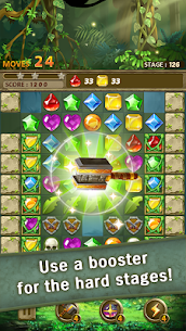 Jewels Jungle : Match 3 Puzzle 5