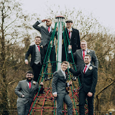 Wedding photographer Dylan Clifford (DylanClifford). Photo of 28.02.2019