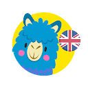 Pacca Alpaca - First words in English