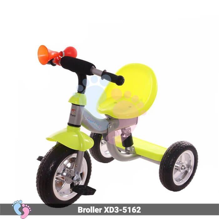 Xe đạp trẻ em 3 bánh Broller XD3-5162 5
