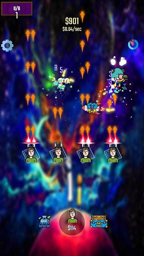Télécharger Gratuit Fantastiques guerres spatiales mod apk screenshots 4