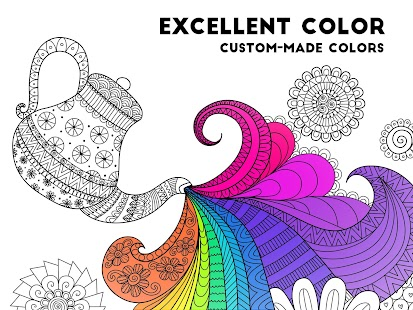 InColor - Coloring Book for Adults - Android Apps on Google Play