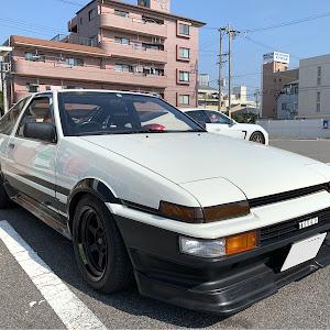スプリンタートレノ AE86のカスタム事例画像 にゃんこ😺先生(日向坂46♬)さんの2019年10月30日12:09の投稿