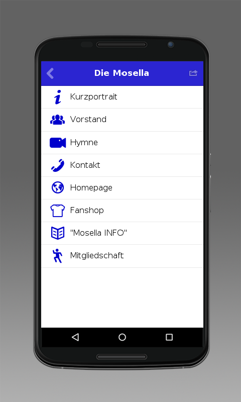 Mosella-App- screenshot