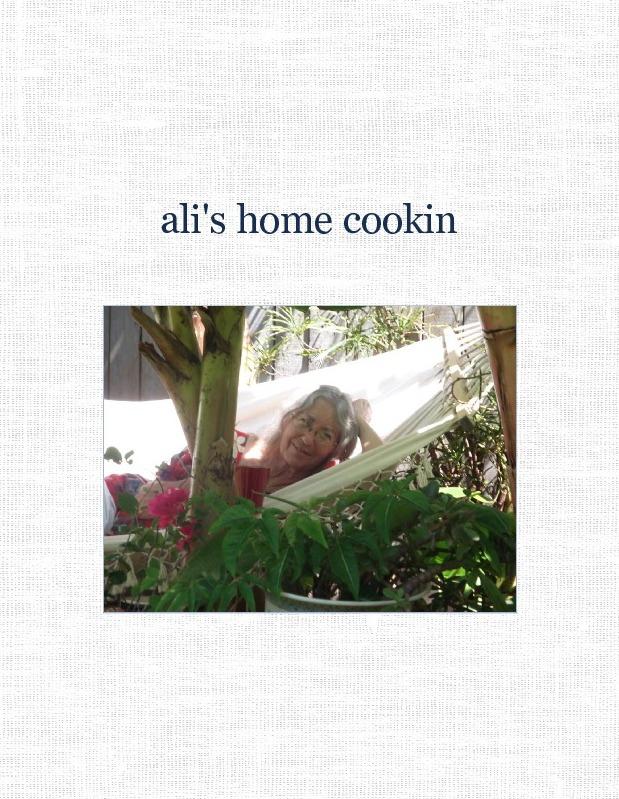 ali's home cookin