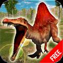Spinosaurus Simulator Boss 3D icon