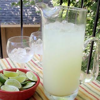 Skinny Margarita.