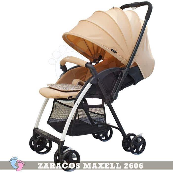 Xe đẩy trẻ em 2 chiều Zaracos Maxell 2606