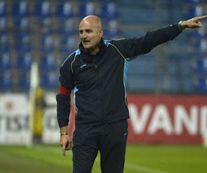 """Le FC Liège doit réagir : """"J'ai senti un groupe qui se remettait en question"""""""
