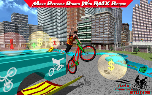 BMX Freestyle Stunts 1.4 Mod screenshots 5