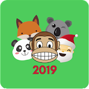WAStickerApps - Monkey Stickers for WhatsApp