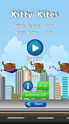 Kitty Kites - The Fat Cat
