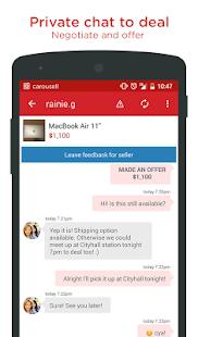 Carousell: Snap-Sell, Chat-Buy- screenshot thumbnail
