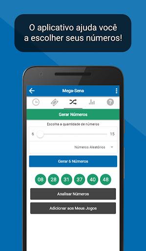 Loterias Mega Sena screenshot 5