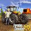Farming Simulator 19- Real Tractor Farming game Icon