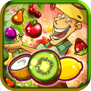 Match 3 – Mr. Fruit for PC and MAC