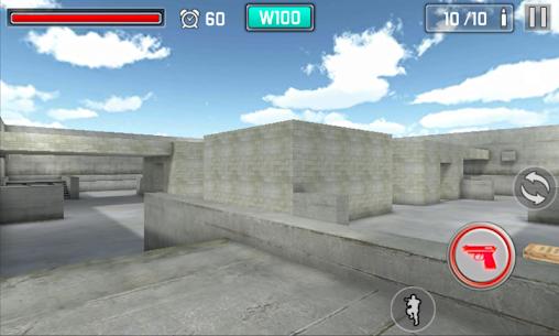 Gun Shoot War 4