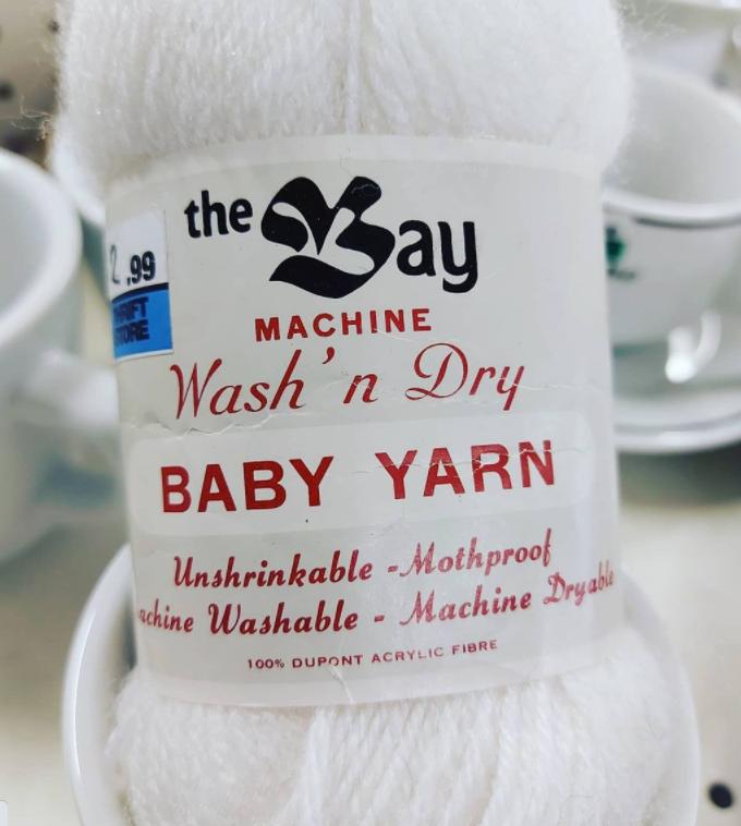 yarn for babys