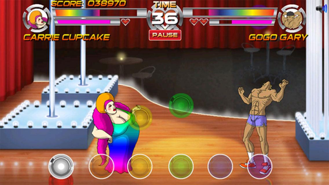 Gay Fighter Supreme- screenshot