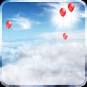 Blue Skies Free Live Wallpaper icon