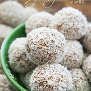 Chocolate Coconut Cookie Truffles {Yum Yum Balls}