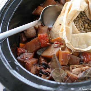 Vegetarian Cholent Recipes.