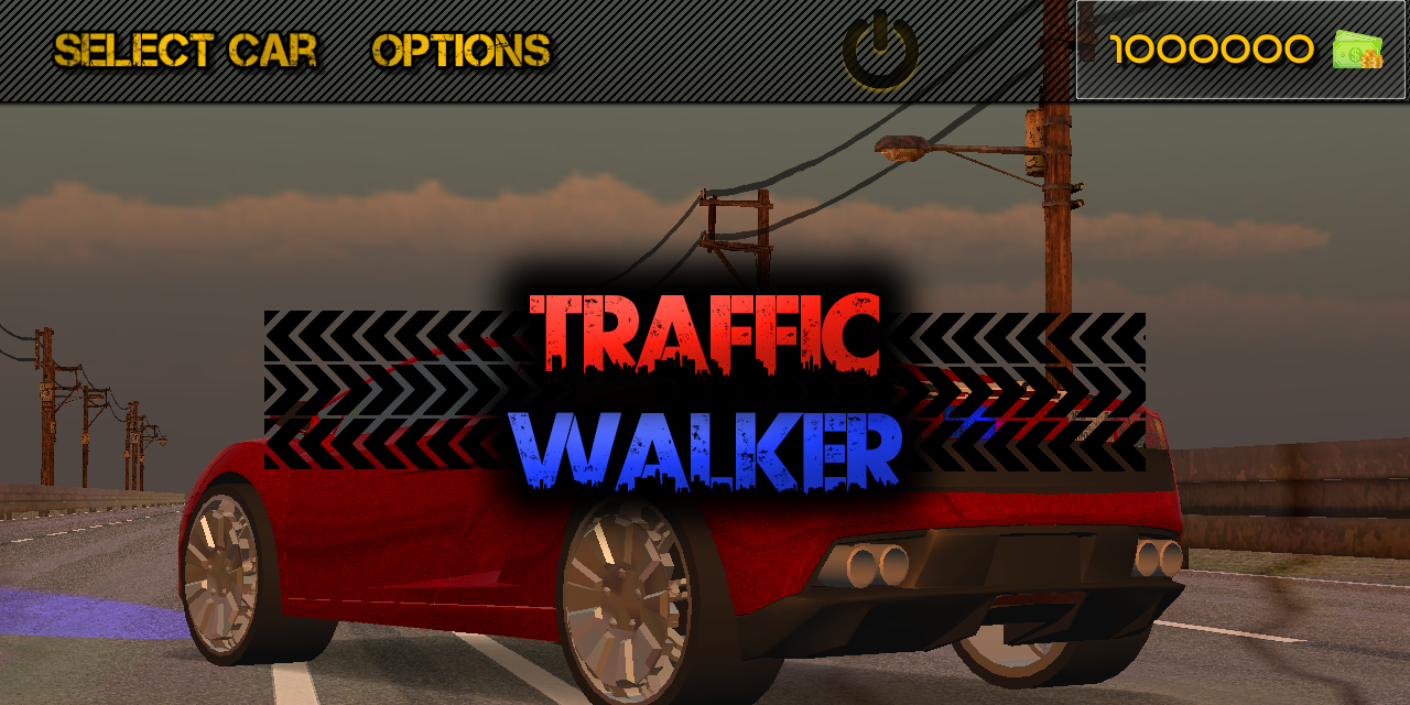 Traffic Car Racing Games 3D- screenshot